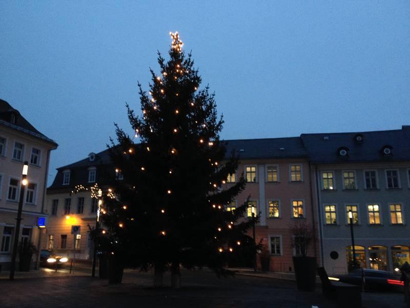 Ohne ihn wäre Weihnachten nur halb so schön: Holz Neudeck GmbH